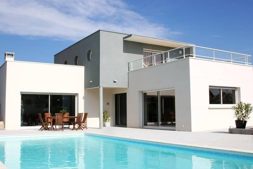 Maisons avec piscine chercher maison projet immobilier for Immobilier maison
